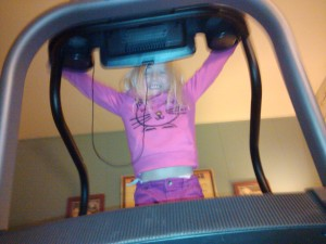 Kids will love to exercise if you start them early