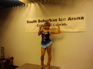 Buffest Skater Ever - Angie Miske