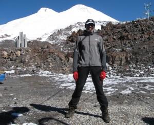 Tram Top on Elbrus