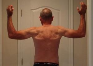 training log - Back at twelve percent fat