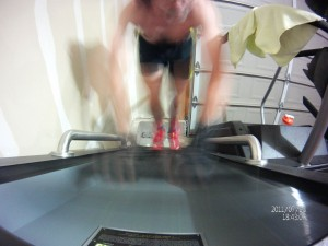 Training Log for using a jacobs ladder