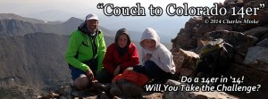 Training Programs like Couch to Colorado 14er help you achieve your goals