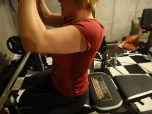 With a virtual personal trainer you can train at home and still have supervision