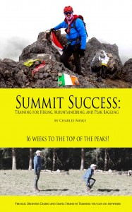 Summit Success: Training for Hiking, Mountaineering, and Peak Bagging - Available Sept 23 on Amazon
