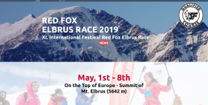 Red Fox Elbrus Race - May of 2019